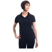 Ladies Performance Luxury Polo - Bleach Resistant